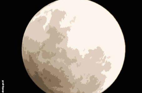 6 Juni 2020, Gerhana Bulan Penumbra