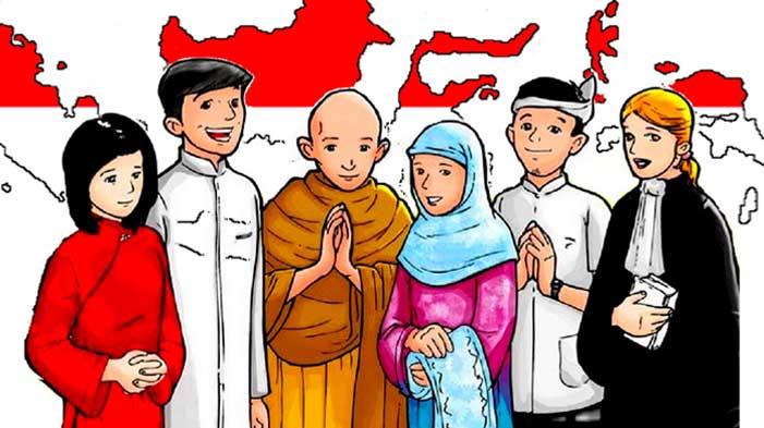 Trilogi Persaudaraan, Kunci Harmonis dalam Keberagaman