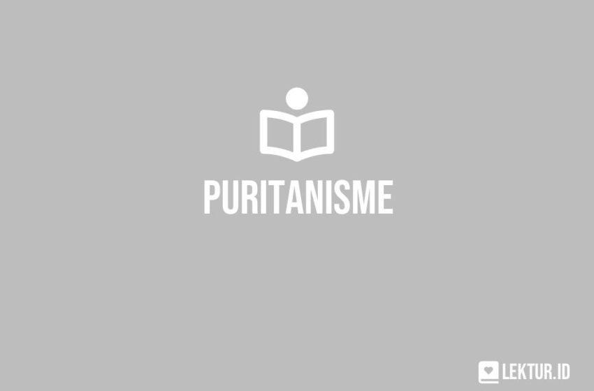 Puritanisme Modern dan Kegagapan Adaptasi Modernitas